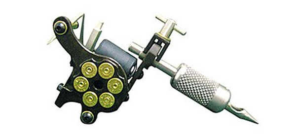 maquina de tatuar bobinas barata